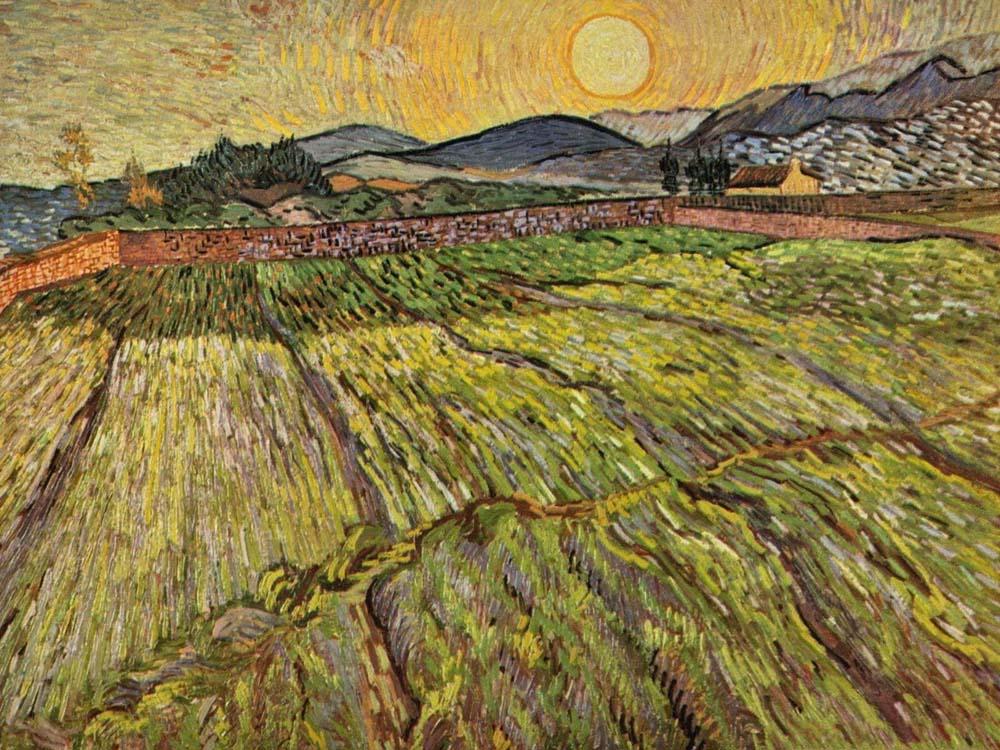 landscape by Vincent